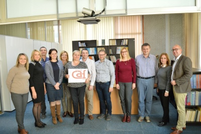 CAF Training in the Republika Srpska Institute of Statistics