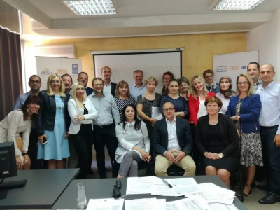 CAF Training in the Civil Service Agency of the Federation of Bosnia and Herzegovina