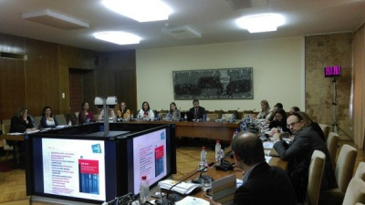 CAF Workshop with the Serbian Ministry of Public Administration and Local Self-government